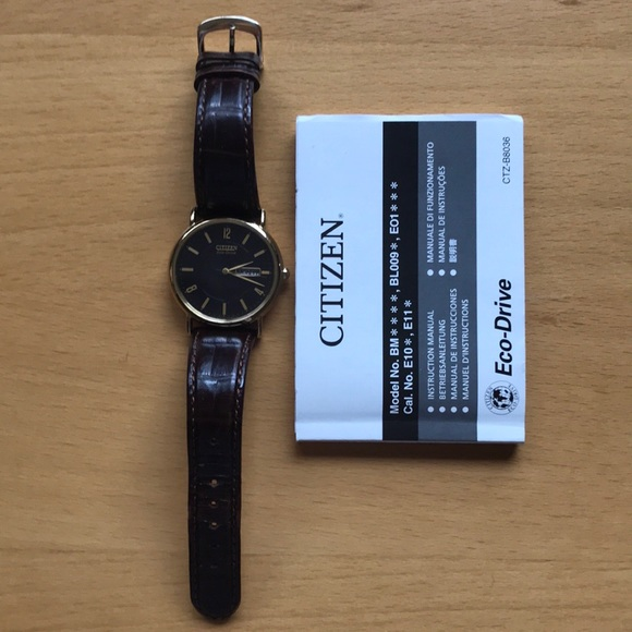 530b05d35 Citizen Accessories | Men Bm824208e Ecodrive Watch | Poshmark